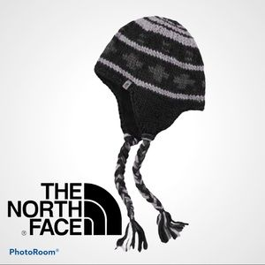 The North Face wool blend hat beanie